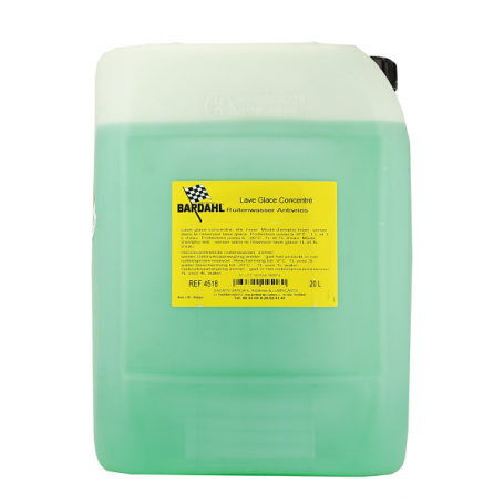 WINDSCREEN CLEANER CONCENTRATE APPLE 20 L